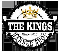 The Kings Barber Shop Logo